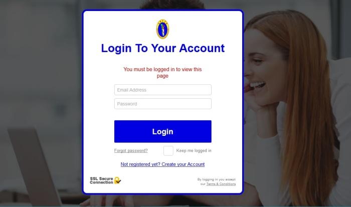 Portail de formation en ligne pour les membres